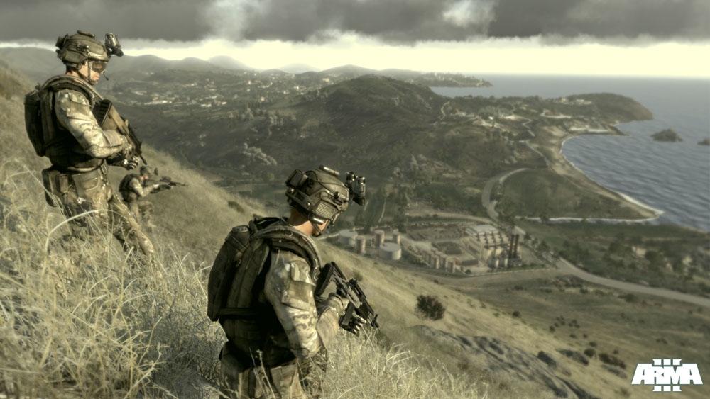 [ArmA 3] Opération Altered-Dragons : la video