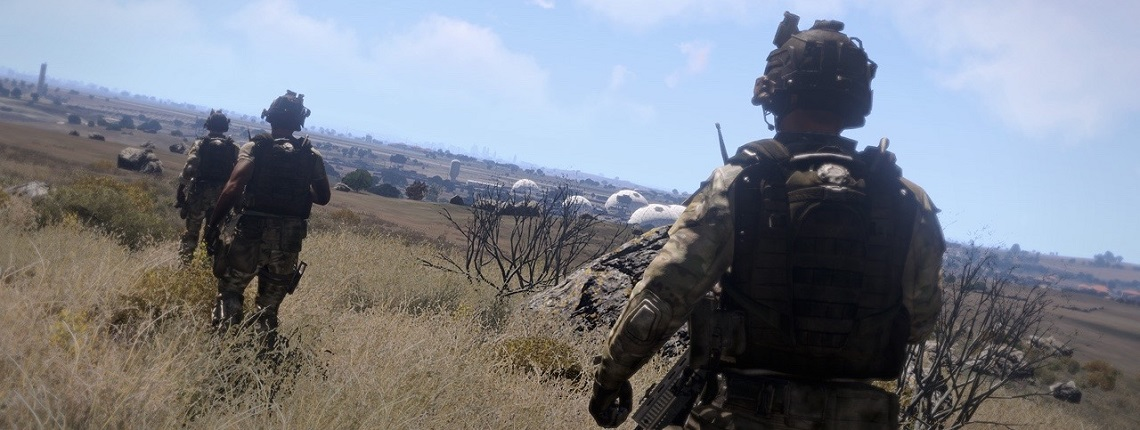 [ArmA 3] Project 22: Staring at the Sun