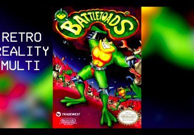 [Retro-Reality Multi] Battletoads sur NES, le début des hostilités !