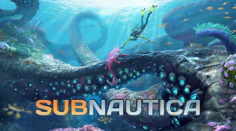 [PC] Subnautica, Finding Cousteau