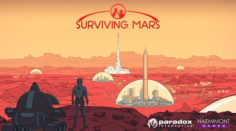 [PC] Surviving Mars, une précommande, et ça repart…