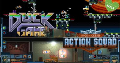 [PC] Coup de cœur en Multi : Duck Game & Action Squad