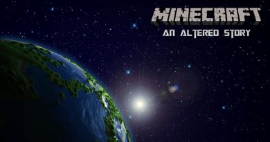 [Campagne RP] Minecraft: an altered story – Episode 2 : Voyage vers les étoiles